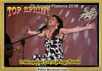 Top Sprint- La cantante Petra Montecorvino - Ph Angela Platania  - Catania (2635 clic)