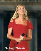 Taormina - Festivalbar - Alessia Marcuzzi  - Taormina (6474 clic)