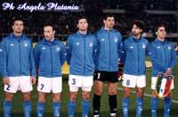 Catania - Stadio Cibali - Formazione parziale dell'Italia  - Catania (4698 clic)