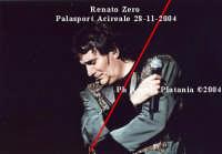Renato Zero ...Il sogno continua Palasport di Acireale - Catania    - Acireale (2423 clic)