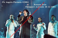 Renato Zero  ...Il sogno continua Palasport di Acireale - Catania    - Acireale (2507 clic)