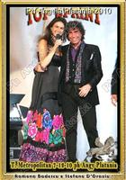 Top Sprint- Stefano D'Orazio e Ramona Badescu - Ph Angela Platania  - Catania (3171 clic)