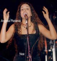 Catania - Noa in concerto  - Catania (3395 clic)