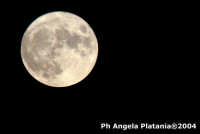Luna Piena di fine luglio 2004  - Catania (2862 clic)