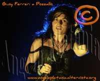Giusy Ferreri a Pozzallo (Note di notte). Ph Angela Platania  - Pozzallo (3777 clic)