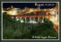 Panoramica Ragusa di notte. Ph Angela Platania  - Ragusa (4020 clic)