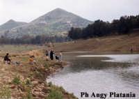 Diga Pozzillo (Lago Pozzillo)  - Regalbuto (16572 clic)