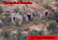 Pantalica - necropoli  - Pantalica (4731 clic)