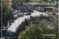 strada per raggiungere il laghetto artificiale di Fiumedinisi- Ph Angela Platania  - Fiumedinisi (3946 clic)