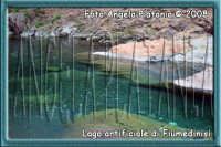 laghetto artificiale di Fiumedinisi- Ph Angela Platania  - Fiumedinisi (4979 clic)