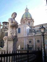 Piazza della vergogna  - Palermo (1903 clic)