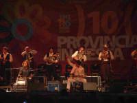 5 settembre 2007, Goran Bregovic in concerto a piazza Magione PALERMO GABRIELE TORRETTA