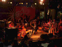 Castelbuono Jazz Festival agosto 2007 gruppo folk napoletano  - Castelbuono (3403 clic)