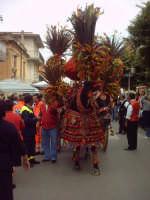 Il Carretto Siciliano alla Sagra del carciofo  - Cerda (6269 clic)