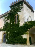Facciata della Casa padronale della tenuta Poggio Allegro  - Mazara del vallo (1642 clic)
