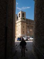 Palazzo Adriano, vista del Campanile della chiesa M.S.S.Assunta (Greca)  - Palazzo adriano (2947 clic)