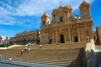 Cattedrale di Noto,uno dei simboli del Barocco siciliano.  - Noto (3827 clic)