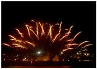 La magia dei fuochi d'artificio..  - Messina (4377 clic)