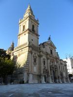 Piazza San Giovanni Particolare Piazza San Giovanni  - Ragusa (3684 clic)