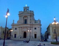Piazza al tramonto Piazza Garibaldi Rosolini al tramonto ROSOLINI Felice Modica
