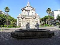 Duomo Barcellona P.G.  BARCELLONA POZZO DI GOTTO Felice Modica