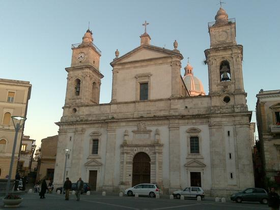 Duomo San Michele  - CALTANISSETTA - inserita il 08-Jan-11