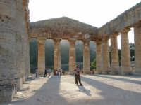 Tempio di segesta - interno -   - Segesta (1641 clic)