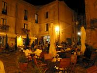 La Piazza di notte  - Erice (2900 clic)