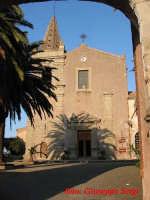 forza d'agro' : chiesa ss. trinità  - Forza d'agrò (10531 clic)