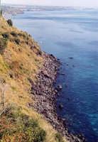vista sul mare dal litorale di acireale.   - Acireale (3090 clic)