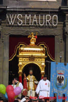 viagrande : uscita del santo patrono S. Mauro Abate   - Viagrande (6958 clic)