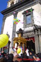 viagrande : uscita del santo patrono S. Mauro Abate   - Viagrande (6044 clic)