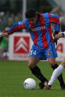 catania calcio: firmani in azione  - Catania (3056 clic)