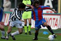 catania calcio : mascara in azione  - Catania (4543 clic)