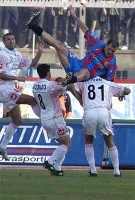 catania calcio : monaco in elevazione   - Catania (3308 clic)