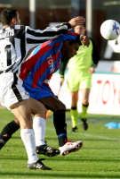 catania calcio : oliveira in azione   - Catania (3290 clic)