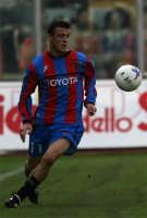 catania calcio : sedivec in azione   - Catania (2988 clic)