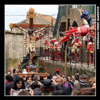processione del venerdi santo   - San  fratello (2088 clic)