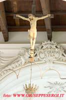 interno cattedrale ss. annunziata  - Forza d'agrò (6366 clic)