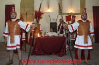 presepe vivente: particolare di soldati romani  - Agira (7164 clic)