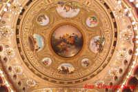 catania : teatro massimo bellini , particolare del tetto   - Catania (7233 clic)