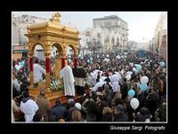 san mauro 2013 11 uscita del santo patrono san mauro abate 15-1-13  - Viagrande (2238 clic)