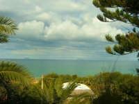 Le isole Eolie vste dalle coste siciliane.  - Patti (2909 clic)