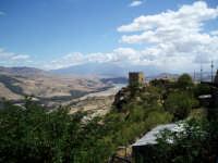 Paesaggio misto:tra natura e antichità.  - Agira (3247 clic)