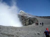 escursione ai crateri sommitali dell'etna  - Etna (9598 clic)