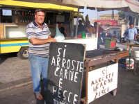 Cuoco a Piazzetta S.Erasmo.  - Palermo (3098 clic)