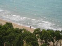 una delle spiagge piu' belle d'italia  - Eraclea minoa (4443 clic)