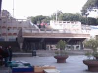 Largo Paisiello con la sua scalinata  - Catania (3002 clic)