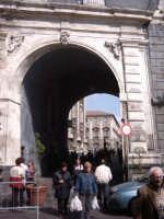 Porta Uzeda lato via Dusmet  - Catania (2597 clic)