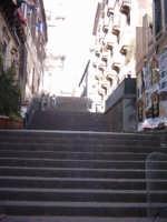 la scalinata di via Alessi  - Catania (5575 clic)